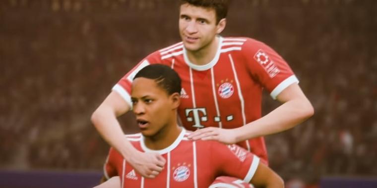 Fifa 18 Neuer Story Trailer Ist Da Alex Hunter Im Bayern Trikot