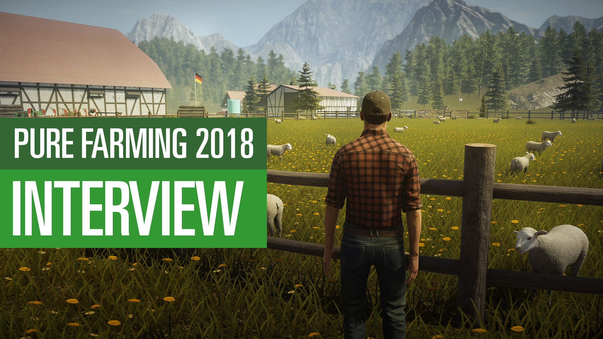 Interview Microsoft About Pubg Directx 12 Core Monsters: Pure Farming 2018: Test, Tipps, Videos, News, Release