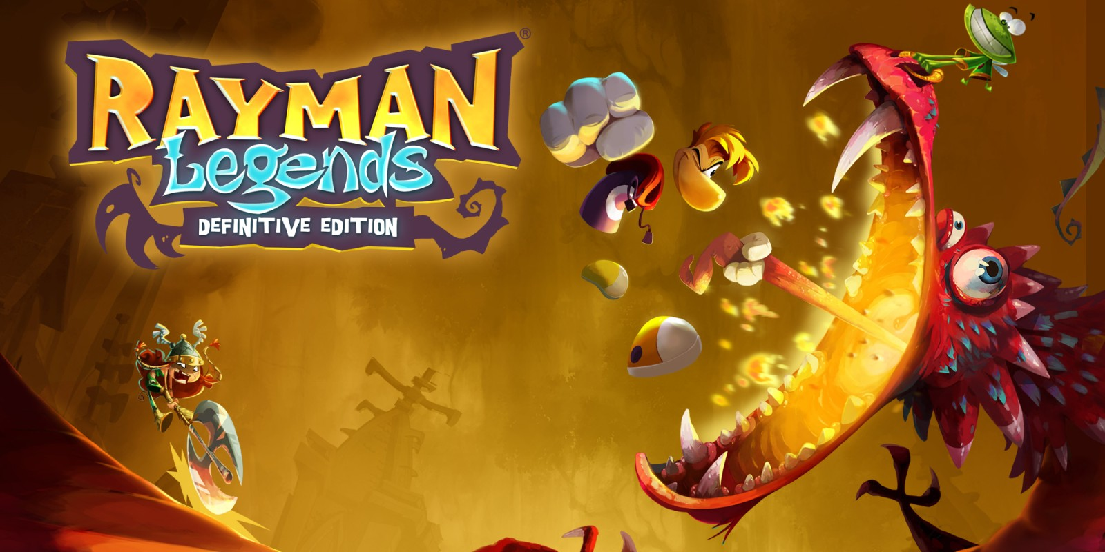 Filme Rayman for rayman legends: test, tipps, videos, news, release termin - pcgames.de