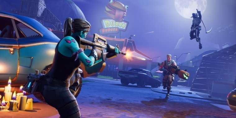 Fortnite: Umfangreiches Update 1.8 live - Patch Notes