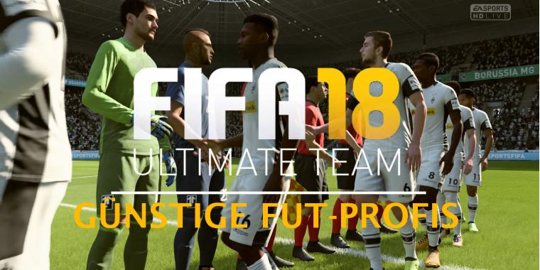 Fifa 18 Ultimate Team Günstige Top Spieler Aus Deutschland Spanien
