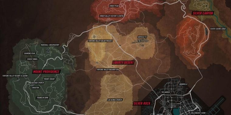 Need For Speed Payback Karte Der Spielwelt Ist Da Quot Die Gr 246 223 Te Open World Der Reihe Quot