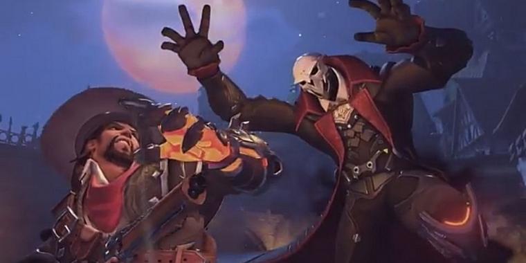 Overwatch Leak Enthullt Erste Skins Des Halloween Events