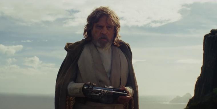 Star Wars Episode 8 Luke Skywalker Und Die Dunkle Seite Der Macht