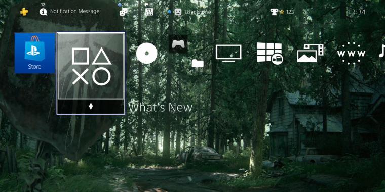 Playstation store download im hintergrund