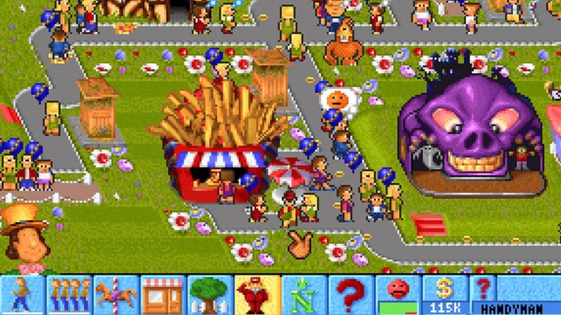 Pc Spiel 90er
