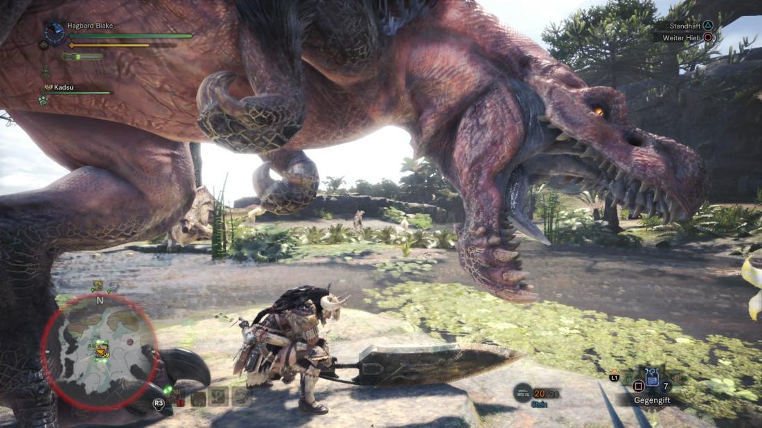 Monster Hunter World: Einsteiger-Tipps für den Spielstart