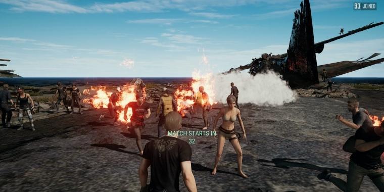 Pubg Update 9 Fur Xbox One Zum Download Entfernt Waffen Auf