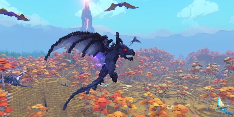 PixArk Neues Survivalspiel Mixt Minecraft Mit Ark Survival Evolved - Minecraft zu zweit spielen an einem pc