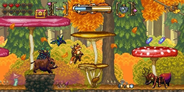 Jump N Run Spiele