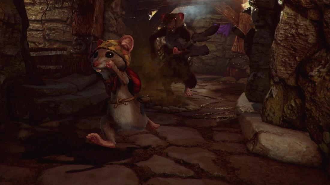 Ghost of a Tale im Test: Ein knuffiges Maus-Vergnügen