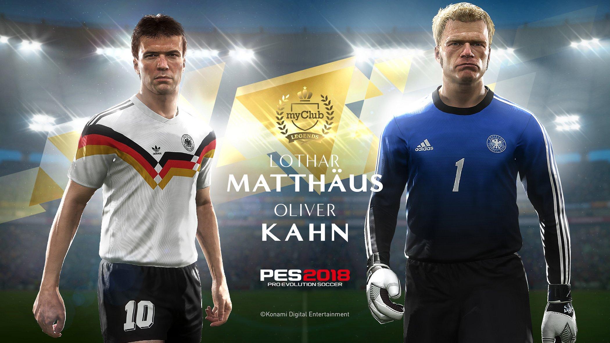 Pes 2018 Test Release Lizenzen Deutsche Teams Alle Infos Pc Dvd Rom Pro Evolution Soccer Premium Edition Reklame Jetzt Bei Amazon Bestellen 61 Bilder Quelle Konami