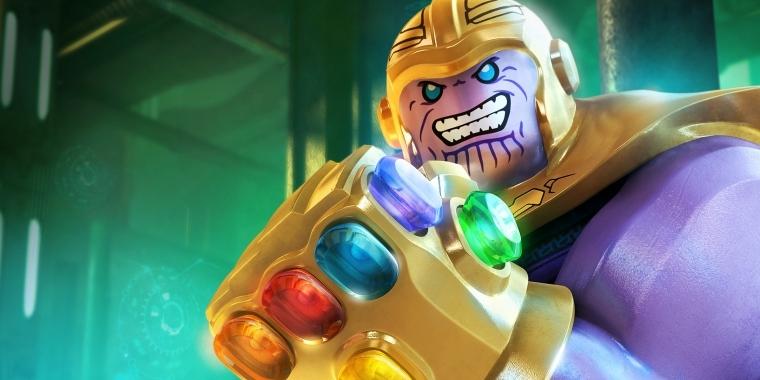 Lego Marvel Super Heroes 2: DLC bringt Avengers: Infinity ...