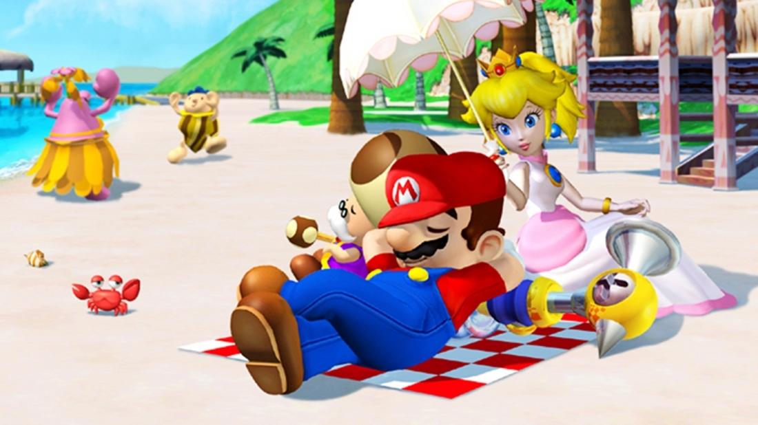 Super Mario Sunshine Retro Special Zu Marios Sommer Abenteuer
