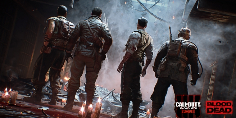 Call of Duty: Black Ops 4 - Neue Zombie-Map im Cinematic-Trailer