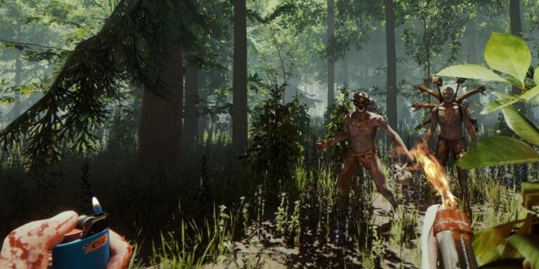 forest spiel