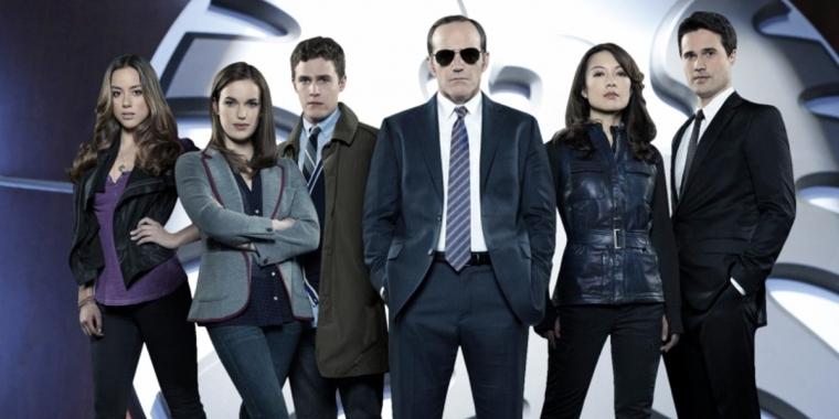 MarvelS Agents Of Shield Staffel 2 Deutsch