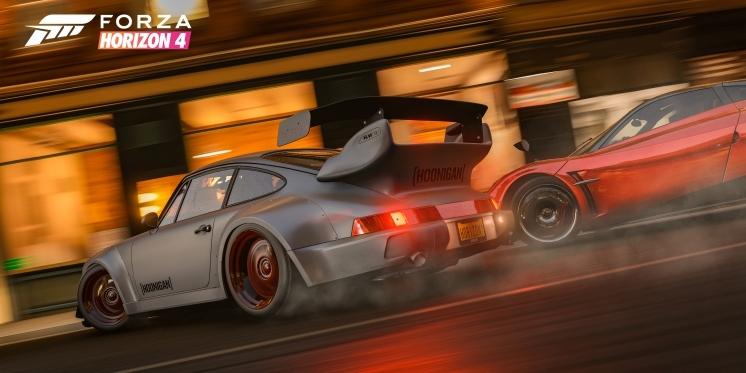 Forza Horizon 4: Preload auf PC und Xbox One & Download-Größen