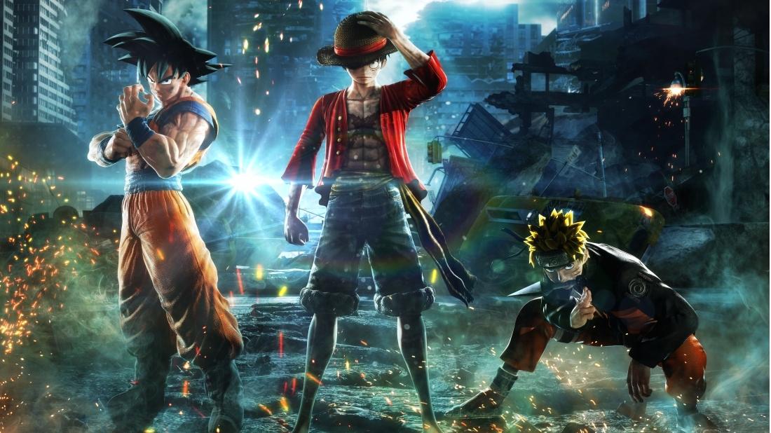 Jump Force Unite To Fight Gespielt Der Ultimate Anime Und Manga Fantraum