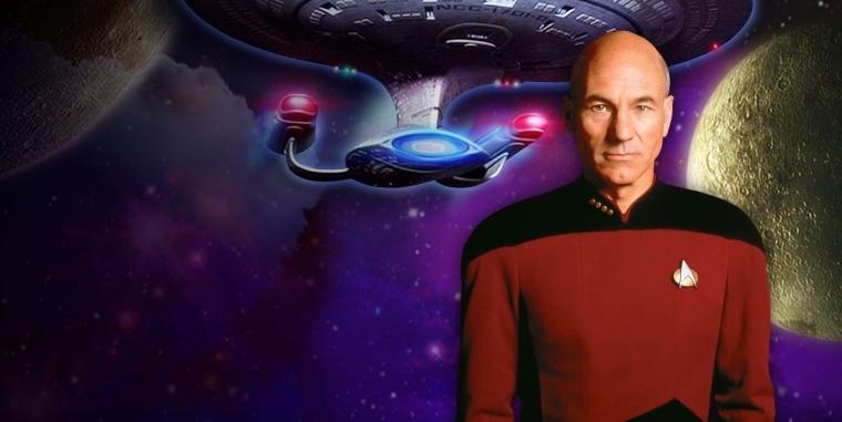 9ff8944b8dc55 ... Patrick Stewart zur Rückkehr als Picard überredet. Die neue  Star-Trek-Serie rund um Jean-Luc Picard startet wohl noch