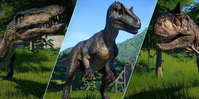 Jurassic World Evolution Dinos Aus Film Dlc Freischalten Tipp