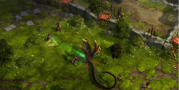 Pathfinder: Kingmaker - Zwei weitere Patches sind online
