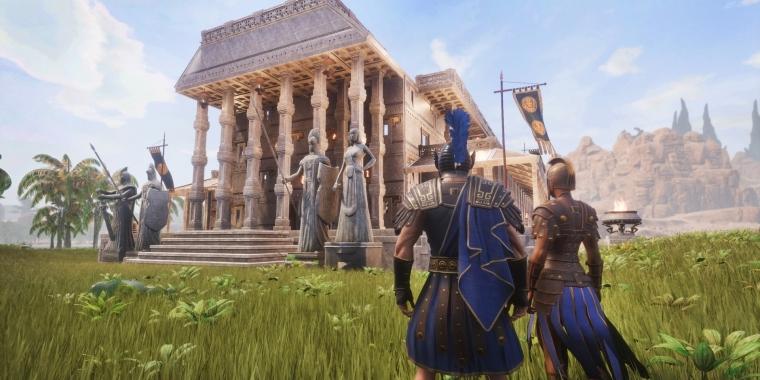 Conan Exiles: Neuer DLC des Spiels entführt uns in den Westen