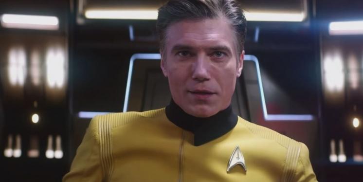 Star Trek: Discovery - Pike-Darsteller ist offen für eigene Serie