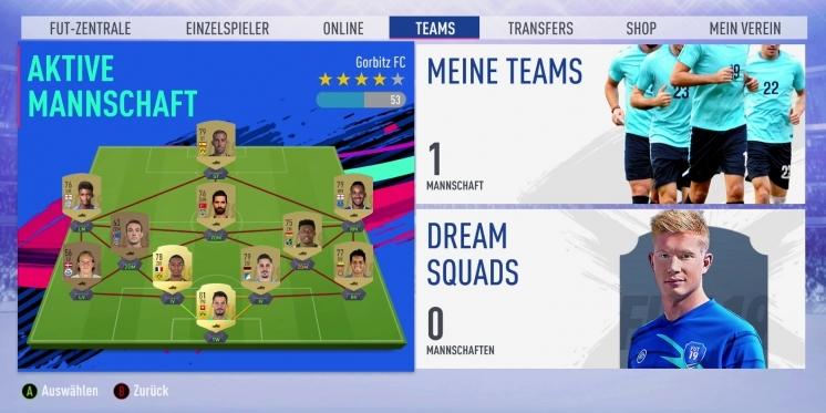 Fifa 19 Beste Mannschaft