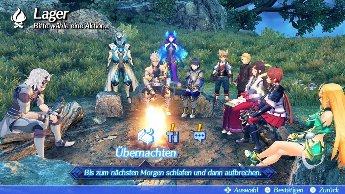 Xenoblade Chronicles 2 Torna Im Test Für Switch Gelungene Erweiterung
