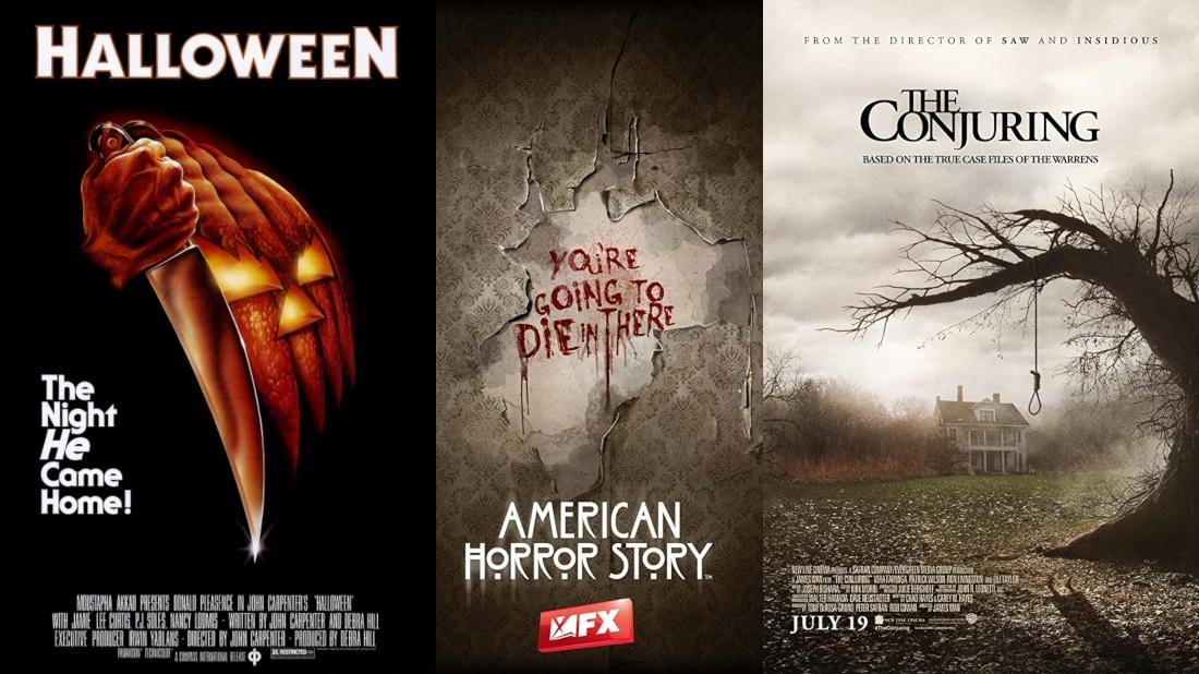 Die Besten Gruselfilme Und Serien Für Halloween
