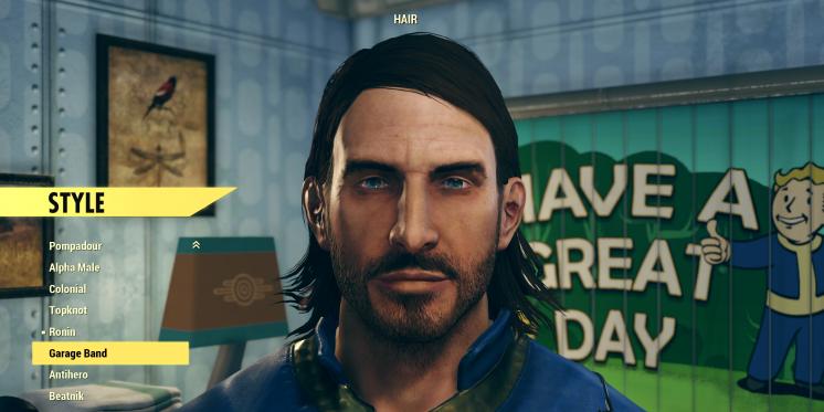 Fallout 76 Der Charakter Editor Im Video Vorgestellt