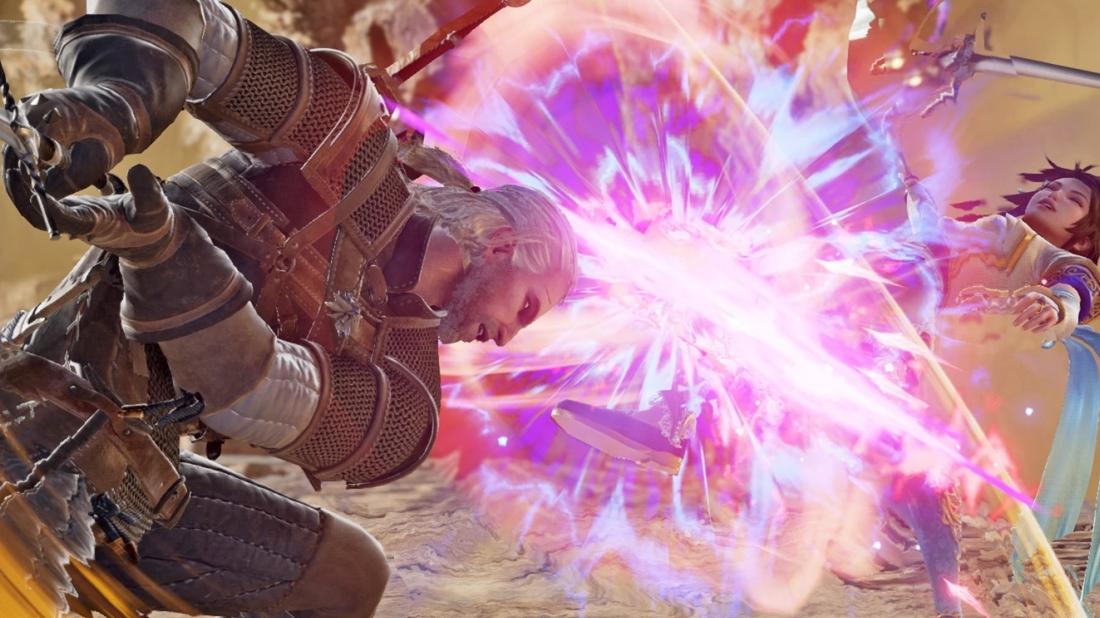 Soul Calibur 6: Review zum Prügelspiel mit Geralt von Riva