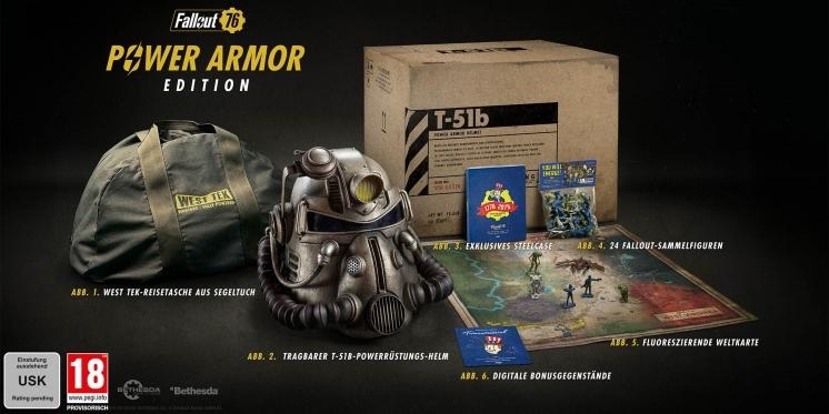 Power Armor Edition Von Fallout 76 Das Erwartet Euch