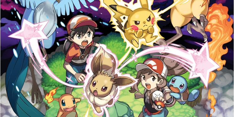 Pokémon Lets Go Pikachu Und Evoli Komplettlösung Die Top Vier