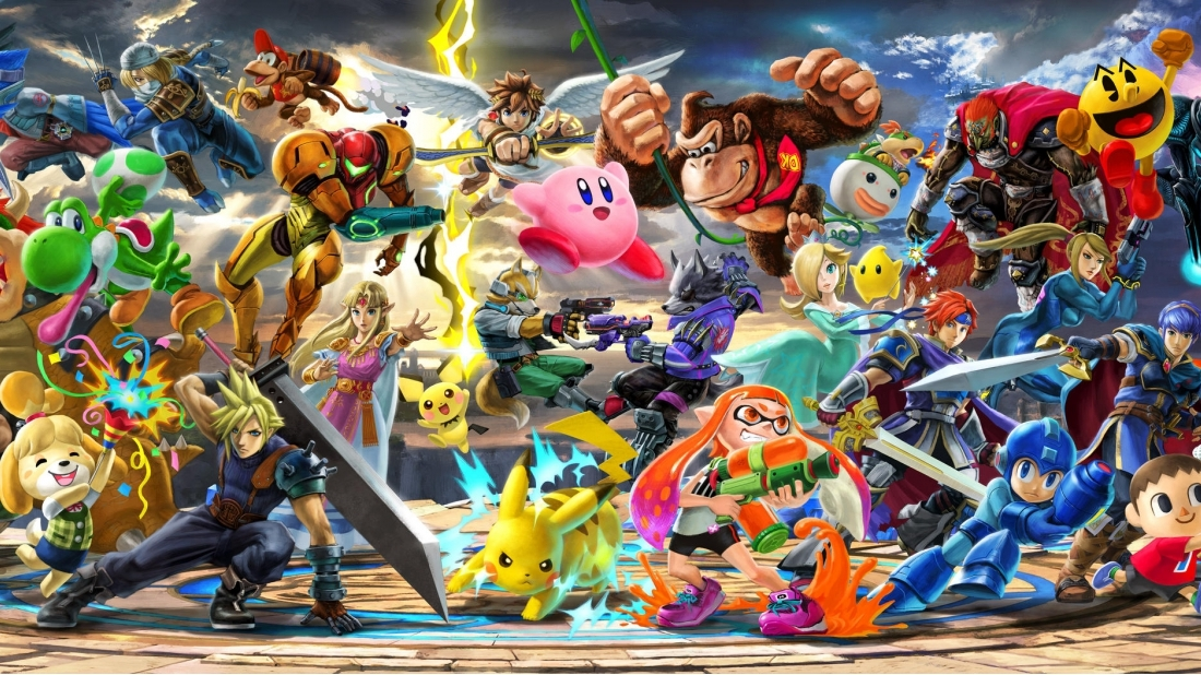 Super Smash Bros  Ultimate Review Seite 2: Geisterkämpfe