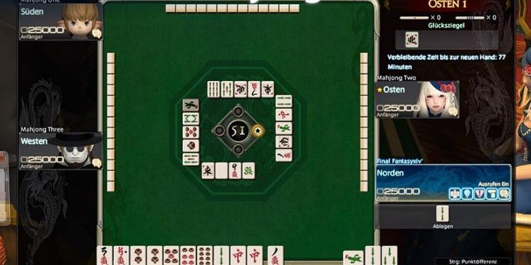 China verbietet Blut, Leichen, Poker, Mahjong in Spielen