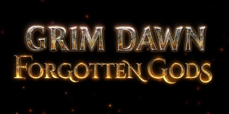 grim dawn release fenster f r die erweiterung forgotten gods. Black Bedroom Furniture Sets. Home Design Ideas