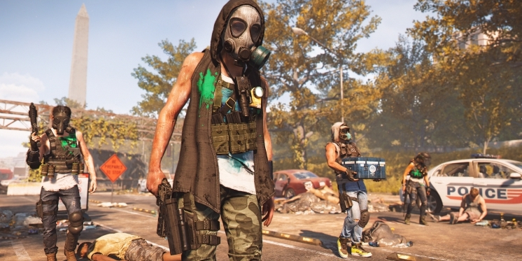 The Division 2 down: Server offline wegen Wartung - Patch