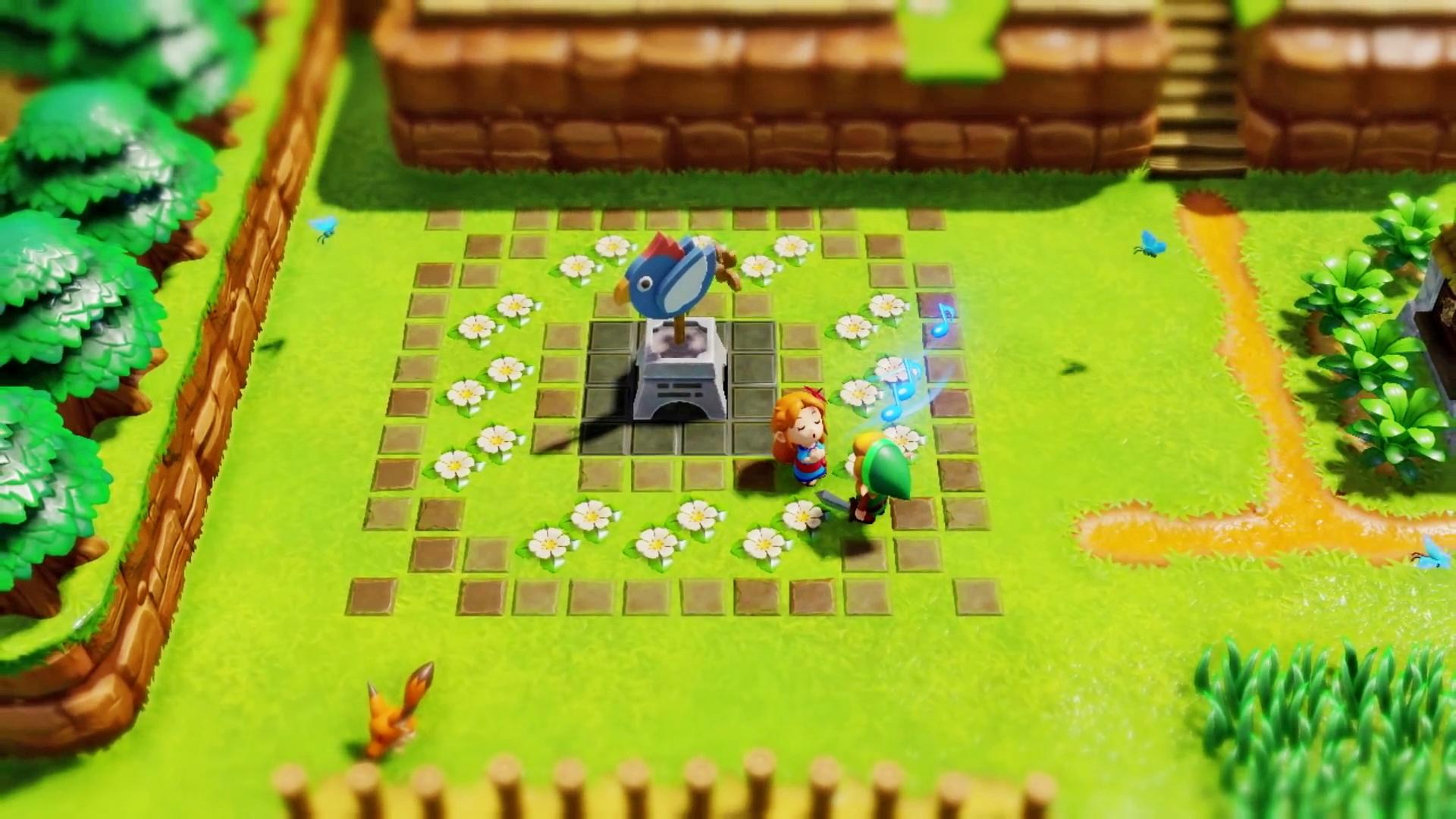 Vorschau Zu Zelda Links Awakening Geniale Rückkehr Nach Cocolint