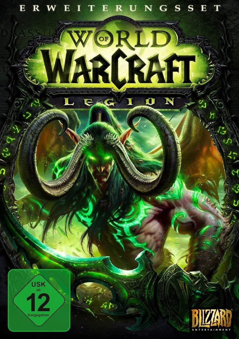 World of Warcraft: Legion - Patch Notes zum kommenden Update