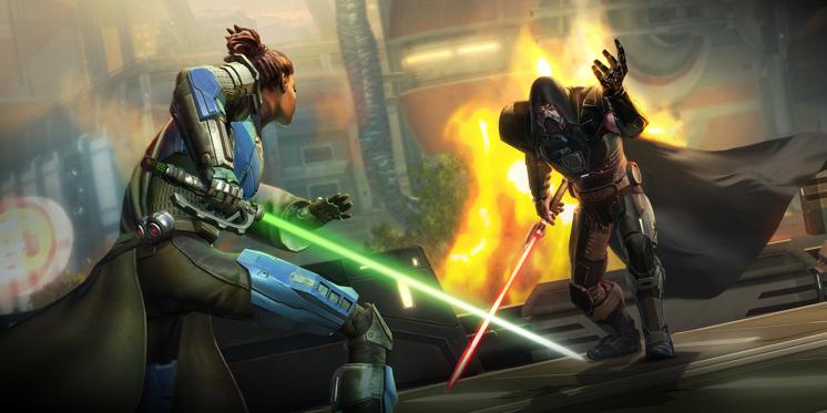 Star Wars The Old Republic Erweiterung Onslaught Angekündigt