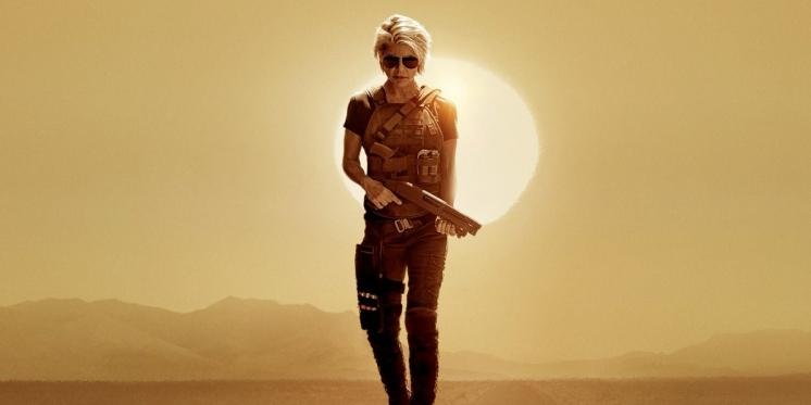 Terminator: Dark Fate - Termin für Trailer bekannt, erstes Poster veröffentlicht