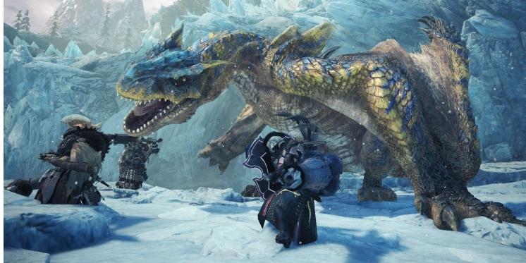 Monster Hunter World Iceborne Umfangreiches Update 11 50 Erscheint Heute