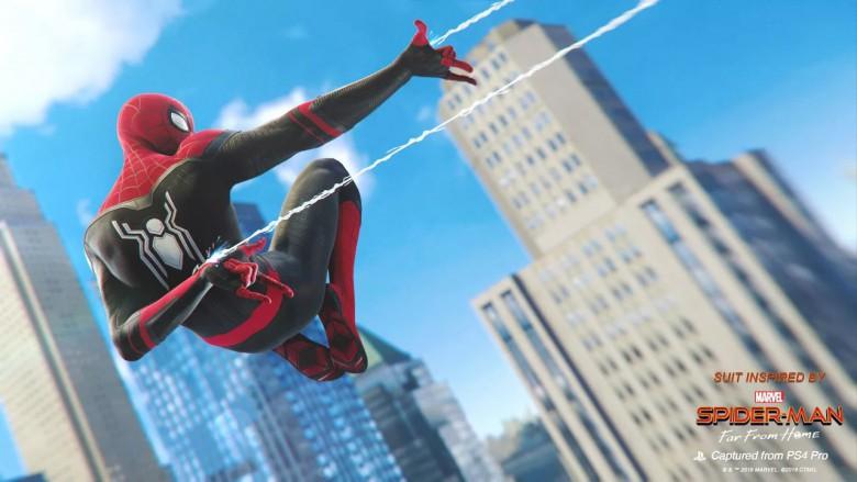 Spider Man Update Bringt Anzüge Aus Far From Home Ins Spiel