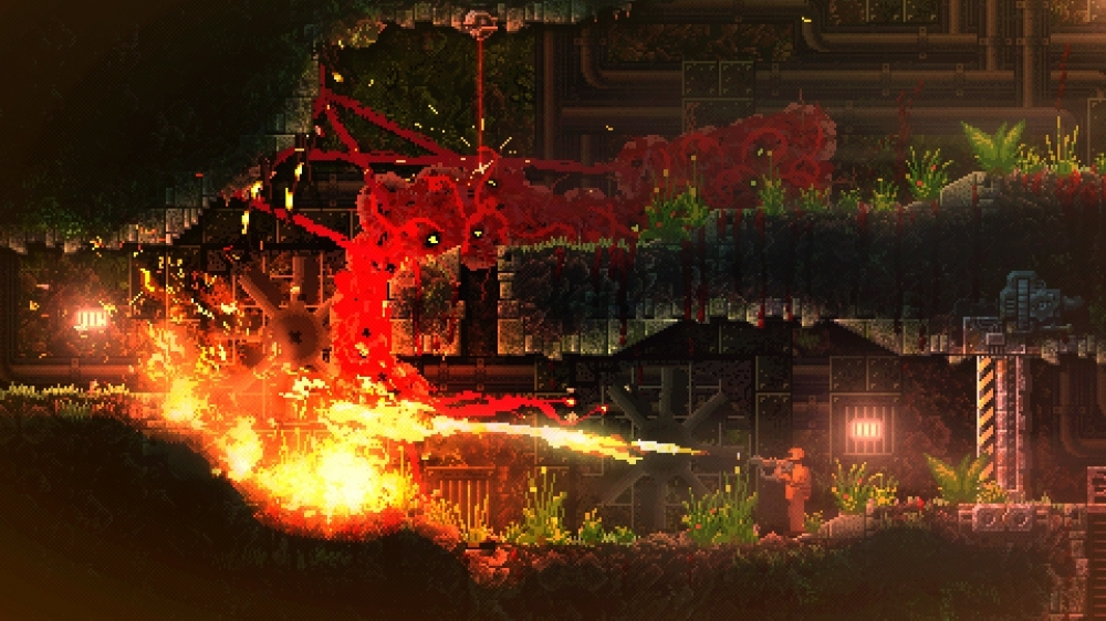 Carrion in der gamescom-Preview: Die Rache des Aliens