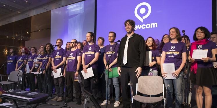 Entwickler-Konferenz devcom war ein voller Erfolg