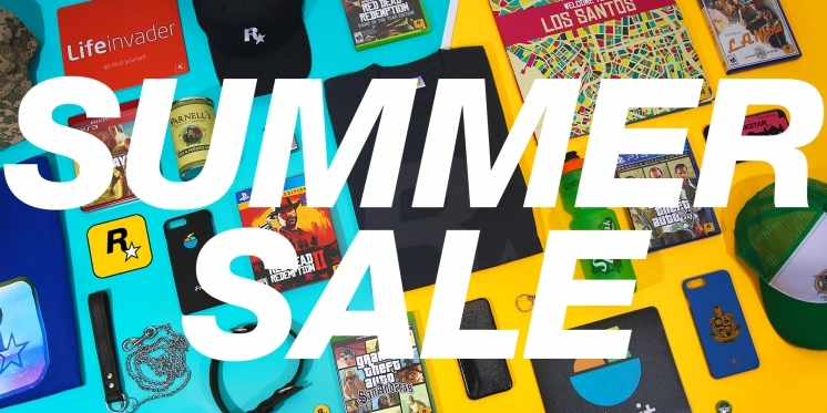 sports shoes 5fbb6 bba1d Rockstar Games: Summer Sale 2019 mit vielen Deals - Spiele ...