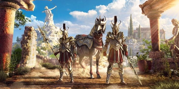 Assassin's Creed Odyssey ِAIO Update V1 5 1 ZAZIX download