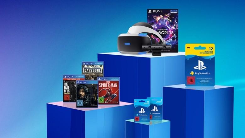 Days Of Play 2020 Ps Plus Gunstiger Spiele Deals Psvr Im Angebot Start Des Ps4 Sales